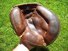 Nokona Catcher's Mitt No. CM70 Bulldog Proline Leather Baseball Glove