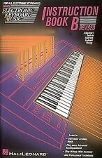 Easy Electronic Keyboard Music, Instruction Book B