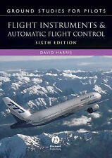Ground Studies for Pilots: Flight Instruments and Automatic Flight-ExLibrary