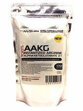 500g (1.1 lb) 100% AAKG POWDER L-ARGININE ALPHA-KETOGLUTARATE PHARMACEUTICAL