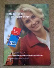 Officiele PTT jaarcollectie Ned postzegelboekjes 2002