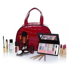 Elizabeth Arden Red Hot Croc Color Makeup Collection Set New In A Box