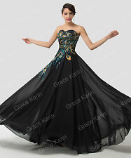 Plus Size 20 22 24 26 Mother Of The Bride Formal Evening Gown Prom Long Dresses