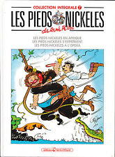 LES PIEDS NICKELES / COLLECTION INTEGRALE / RENE PELLOS /  TOME 7