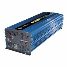 OpenBox Power Bright PW6000-12 Power Inverter 6000 Watt 12 Volt DC To 110 Volt