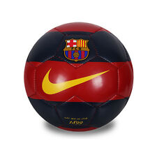 Football Authentic Nike Official FC Barcelona Barca Soccer Skill Ball Size 1