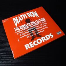 The Death Row Singles Collection 2006 USA 2xCD Sealed NEW #X30