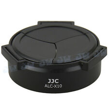 JJC Self-Retaining AUTO OPEN CLOSE LENS CAP For FUJIFILM FINEPIX X10 X20 X30 DC