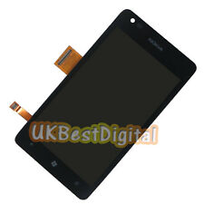 Original LCD Display + Touch Screen Digitizer For Nokia Lumia 900 With Frame