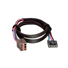 Tekonsha 3035-P Dual Plug-in Wiring Adapter for Ford Electric Brake Controller
