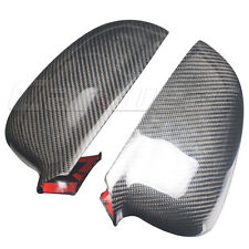 for VW MK5 Rabbit Jetta GTI Real 3K Carbon Fiber Mirror Covers 2006-2009
