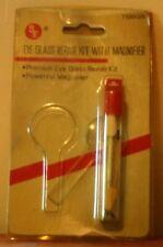 Eyeglasses Repair Kit with Magnifier~NIP