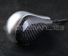 GENUINE CARBON AUTOMATIC Gear Shift Knob for BMW Z3 X3 X5 E53 E46 3 5 7 Z Series