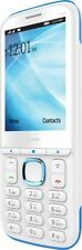 Lava Arc Blue (White Blue) 1.3 MP Camera,FM Radio ,2.8 inch Screen