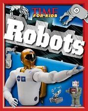 Robots by Time for Kids Magazine Staff (2014, Hardcover)