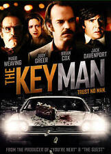The Key Man   DVD  Like New