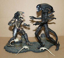 ALIEN & PREDATOR McFarlane Movie Maniacs DELUXE BOX SET ACTION FIGURE PERSONAGGIO 2002