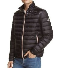 New Authentic 2017 Moncler Daniel Quilted Down Jacket Nwt Black