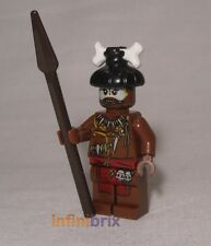 Lego Cannibal 2 from Set 4182 Cannibal Escape Pirates of the Caribbean poc009