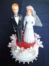 Mariage ! Figurines ! Anciennes ! Pour Gâteau ! 2
