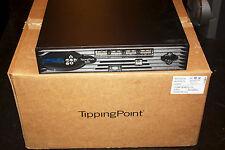 3com 3CRTPSB37696E Tipping Point 600E Copper Intrusion Prevention System-w/Box