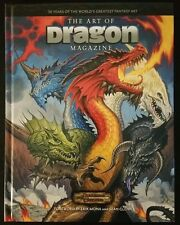 D&D THE ART OF DRAGON MAGAZINE Hardcover Dungeons and Dragons Paizo PZO1101 NEW!
