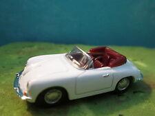 Herpa (HO 1:87) Porsche 356B Cabrio (White) #22286