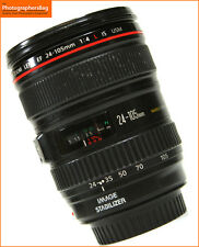 Canon EF 24-105mm F4 L IS USM Lens + Free UK Post