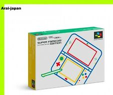 NEW Nintendo 3ds LL Console Super Famicom edition Japan Nintendo game