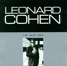 Leonard Cohen - I'm Your Man SONY CD 1988