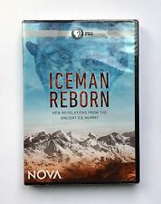 NOVA: Iceman Reborn (DVD 2016 PBS Release) - NEW