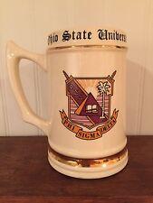 Vintage Ohio State University Phi Sigma Delta Fraternity Mug 1965
