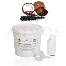 2,5l Wasserfilter Granulat Nachfüllset kompatibel SAECO Brita Intenza+AquaPrima
