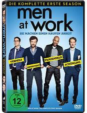 2 DVDs * MEN AT WORK - DIE KOMPLETTE ERSTE SEASON # NEU OVP