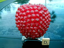 Vintage Pinned Jeweled Fruit Apple (D) Take A Look