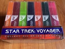 Star Trek Voyager Seasons 1-7 DVD 47-Disc Set  COMPLETE SERIES