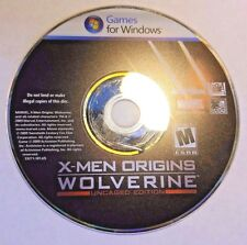 X-Men Origins: Wolverine -- Uncaged Edition (PC, 2009)(DISC ONLY)