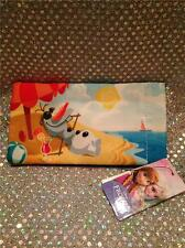 DISNEY FROZEN OLAF LARGE SUNGLASSES EYEGLASSES SOFT CASE COVER  - NWT