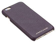 Genuine Jaguar BORDEAUX IN PELLE I PHONE 6 COVER japh 261pla
