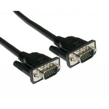 10 Meter premium quality vga-svga 15 pin male to male cable