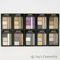 """3 NYX Love in Florence eyeshadow palette """"Pick Your 3 Color"""" *Joy's cosmetics*"""