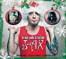 J-AX - LE MIE PALLE DI NATALE - 2CD+DVD NEW SEALED 2009