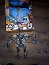 Transformers Starscream Leader Class Large Figure 2009 Boxed hasbro