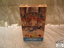 Cricket in Times Square (VHS) Animated; Soft Sleve