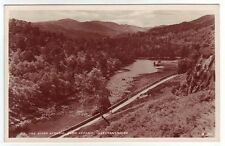 River Affaric Glen Affric Inverness-shire 1935 Real Photograph JB White A1211