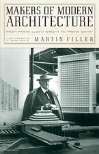 New York Review Bks.: Makers of Modern Architecture : From Frank Lloyd Wright...