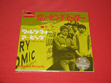 2016 THE WHO Substitute 7INCH EP SIZE SPECIAL SLEEVE JAPAN 2 TRACKS SHM CD