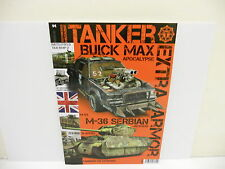 Tanker Techniques Magazine TKM02 - Extra Armor        Book      New