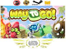 Way to Go! PC & Mac Digital STEAM KEY - Region Free