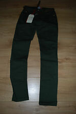 Womens Green Skinny Trousers Size 8 BNWT
